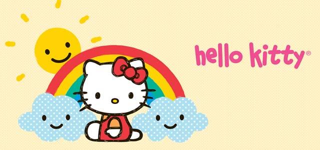 Você sabe o que é Kawaii Hello Kitty Tadaima