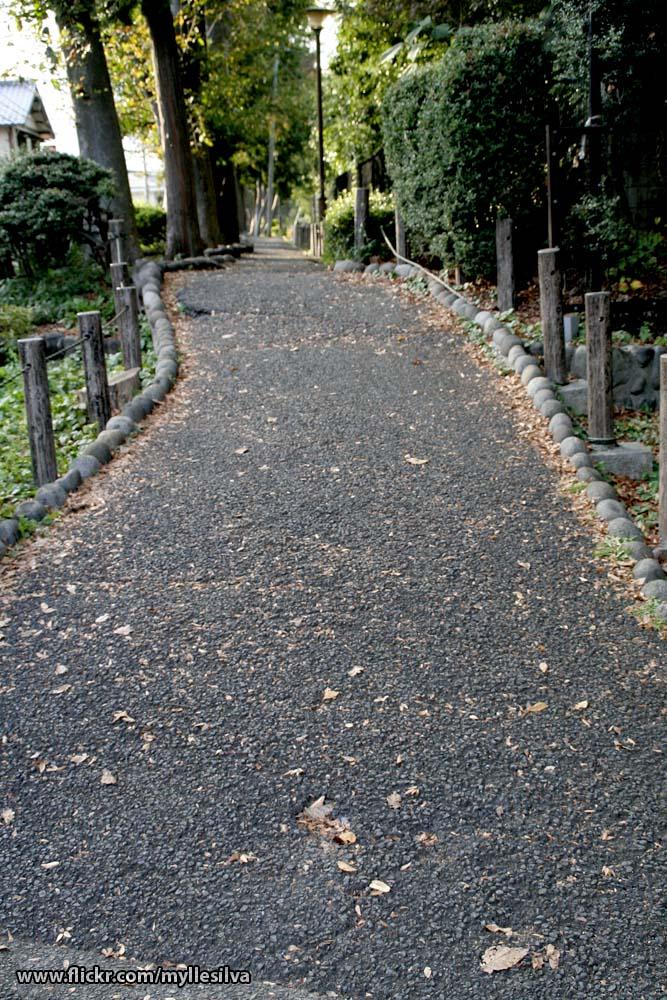 Cemitério Japonôes Tama Reien