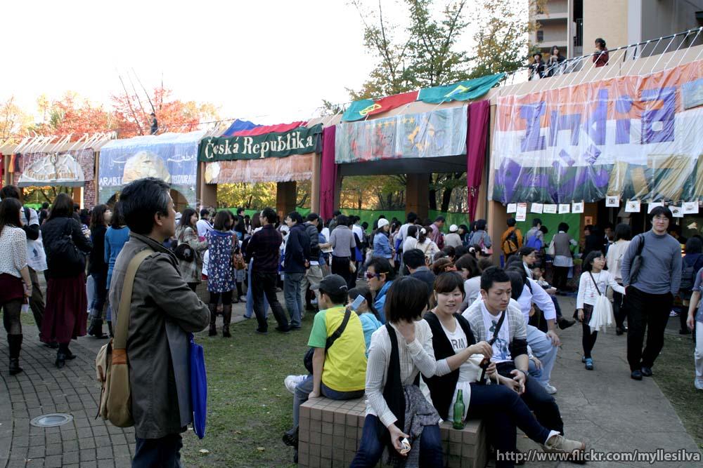 Festival Cultural Japonês Gaigosai Tadaima