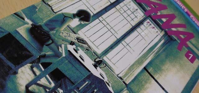 Sorteio do mangá nº1 de NANA original japonês Tadaima
