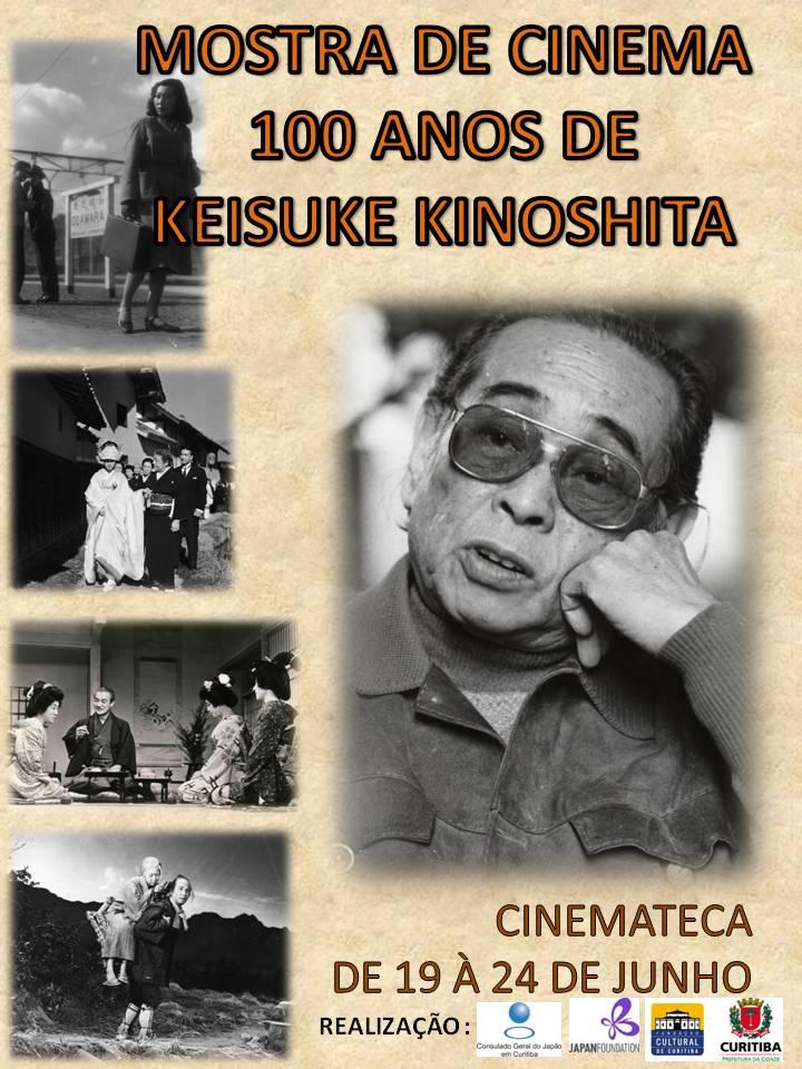 Mostra de cinema 100 anos de Keisuke Kinoshita