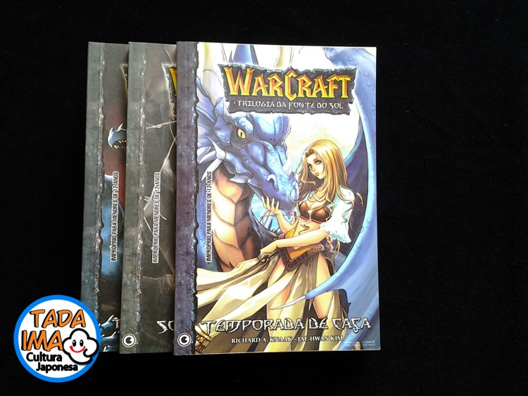 Warcraft: Trilogia da Fonte do Sol - 01 ao 03