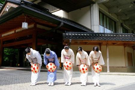 costumes japoneses considerados misteriosos