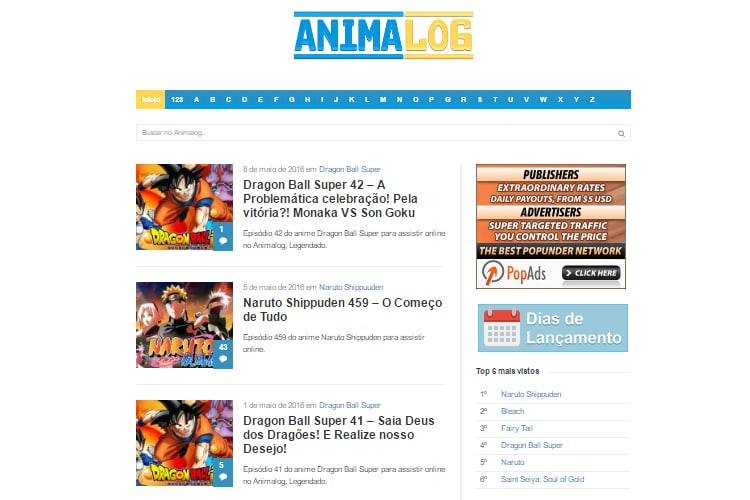 12 sites para ver animes legendados e dublados online